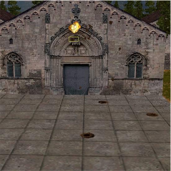 church exterior view